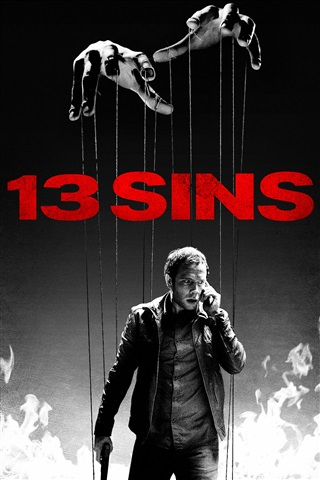 "Poster for the movie ""13 Sins"""